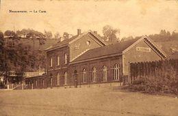 Nessonvaux - La Gare (Editeur N. Abinet) - Trooz