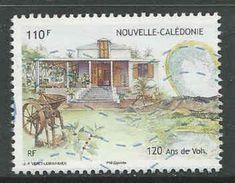 Nieuw-Caledonie, Yv 1143 Jaar 2012,   Gestempeld, Zie Scan - Nouvelle-Calédonie