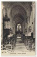 GUILLERVAL  -  Intérieur De L'église  -  Ed. Pichot, N° -- - Autres Communes