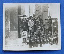 Fotografia D'epoca  - Fotocartolina Boy Scout Liguria (17) - Fine Anni '40 - Photographs