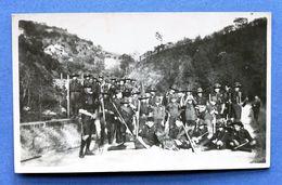 Fotografia D'epoca  - Foto Boy Scout Liguria (12) - Fine Anni '40 - Photos
