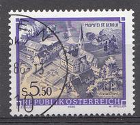 Autriche 1986  Mi.Nr: 1859 Stifte Und Klöster  Oblitèré / Used / Gebruikt - 1981-90 Afgestempeld