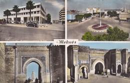 Meknes, VW Coccinelle, Kever, Käfer, Beetle, Les Services Municipaux, Place De Gaulle (pk40681) - Meknès