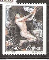 Sweden 1980 Art. Painting By Ernst Josephsson (1851-1906)   Mi 1128, MNH(**) - Ungebraucht