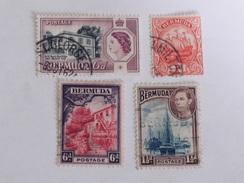 BERMUDES  1910-59  Lot # 1 - Bermudes