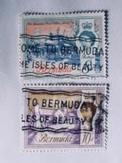 BERMUDES  1962-65  Lot # 6 - Bermudes