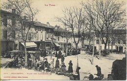 REALMONT  Place Des Jardiniers - Realmont