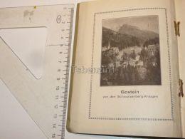 Badgastein Gastein Austria - Mappe