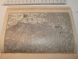 Bologna Italy Map Karte 1908 - Mappe