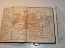 Ravenna Italy Map Karte 1908 - Mappe