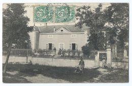 3007 Saint Germain En Vallière Route Des Puits Le Seuil Des Champs Champseuil Cachet Meursanges Château Montceau Prissé - Autres Communes