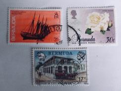 BERMUDES  1977-88  Lot # 11 - Bermudes