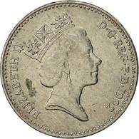 Grande-Bretagne, Elizabeth II, 10 Pence, 1992, TTB, Copper-nickel, KM:938b - 1971-… : Monnaies Décimales