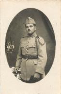 CARTE PHOTO SOLDAT REGIMENT N°153 - Regimente