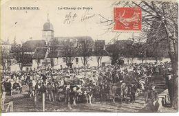 VILLERSEXEL   Le Champ De Foire - Altri Comuni