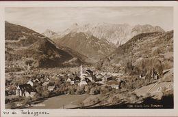 Oostenrijk Vorarlberg Schruns Montafon 7086 Risch Lau Bregenz Vue De Tschagguns Austria Österreich Autriche - Schruns