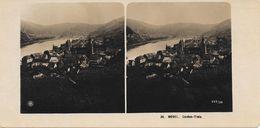 Stereofoto, Duitsland/Deutschland, Mosel, Carden-Treis, Ca. 1935 - Stereoscopic