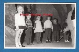 Photo Ancienne - SERMAIZE LES BAINS ( Marne ) - Fête Des Enfants - Photographe Léon - Fille Garçon Boy Girl Child - Luoghi