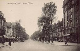PARIS 14EME - Avenue D'Orleans - Arrondissement: 14