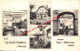 Hôtel Au Val De L'Amblève - Montenau - Amel