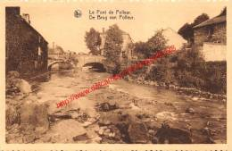 Le Pont De Polleur - De Brug Van Polleur - Jalhay - Jalhay