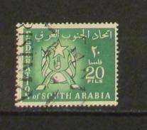 Arabia Saudita 1965 South Arabia 20f - Arabia Saudita