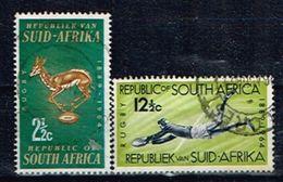 AFRIQUE DU SUD/SOUTH AFRICA / Oblitérés/Used/1964 - 75 éme Anniversaire Du Rugby National - Sud Africa (1961-...)