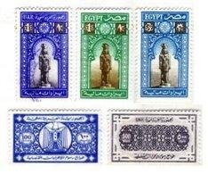 EGYPT, Revenues, */o M/U, F/VF - Egypt
