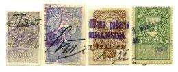 ESTONIA, Revenues, Used, F/VF - Estonie