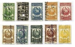 GUATEMALA, Revenues, Used, F/VF - Guatemala