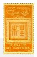 INDOCHINA, Revenues, (*) MNG, F/VF - Indochine (1889-1945)