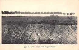 LE CONDROZ - Sol : Coupe Dansles Psammites - Belgique