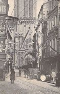 14 - CAEN - Rue Saint Pierre (animée) - Caen