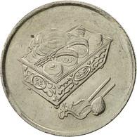 Malaysie, 20 Sen, 2001, SUP, Copper-nickel, KM:52 - Malaysie