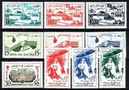 LOTE 1482 /// (C080) MAROC - 383/392*  MH  //  CATALOG./COTE: 7,60€    ¡¡¡¡¡¡ LIQUIDATION !!!!!! - Morocco (1956-...)