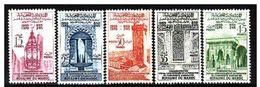 LOTE 1483 /// (C085)  MAROC - 405/409 ** MNH  //  CATALOG./COTE: 7,75€    ¡¡¡¡¡¡ LIQUIDATION !!!!!! - Morocco (1956-...)