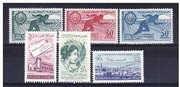 LOTE 1483 /// (C055)  MAROC - 421/426* MH  //  CATALOG./COTE: 4,75€    ¡¡¡¡¡¡ LIQUIDATION !!!!!! - Morocco (1956-...)