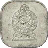 Sri Lanka, 5 Cents, 1978, TTB, Aluminium, KM:139a - Sri Lanka