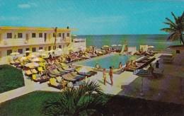 Florida Miami Beach Carib Resort Motel & Swimming Pool
