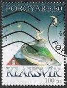 Faroe Islands SG558 2008 Centenary Of Klaksvik 5k.50 Good/fine Used [35/29846/6D] - Féroé (Iles)