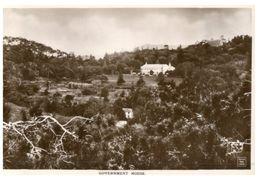 (105) Very Old Postcard / Carte Ancienne - St Helena Island - Government House - St. Helena