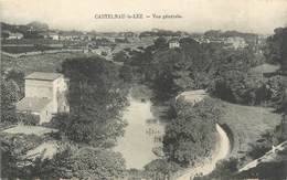 """.CPA FRANCE 34 """" Castelnau Le Lez, Vue Générale"""" - Castelnau Le Lez"""