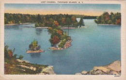 New York Thousand Islands The Lost Channel