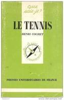 Le Tennis Par Henri Cochet-col.que-sais-je - Books