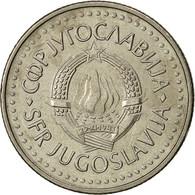 Yougoslavie, 10 Dinara, 1983, SUP, Copper-nickel, KM:89 - Joegoslavië