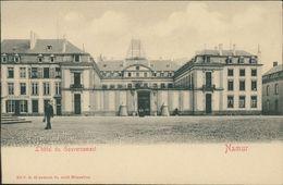 AK Namur, L'hôtel Du Gouvernement, Um 1900 (26810) - Namur