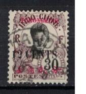 TCHONG KING      N°  YVERT     90    ( 1 )          OBLITERE       ( O   2/25 ) - Tchong-King (1902-1922)