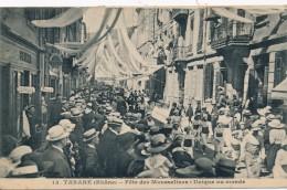 G149 - 69 - TARARE - Rhône - Fêtes Des Mousselines - Unique Au Monde - Tarare
