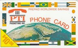 11185-SCHEDA TELEFONICA - STATI-UNITI-USATA - United States