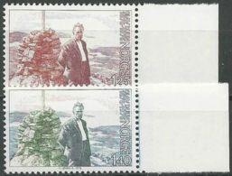 NORWEGEN 1976 Mi-Nr. 730/31 ** MNH - Norwegen